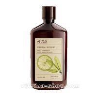 AHAVA Бархатистое жидкое крем-мыло  лимон и шалфей, 500 мл
